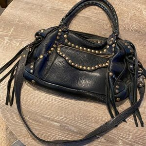 Genuine leather bag from Italy